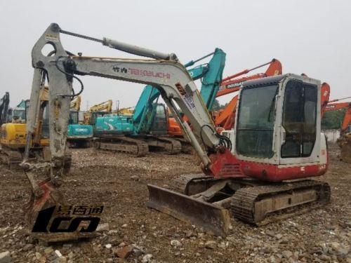 武汉市出售转让二手2011年竹内TB160C挖掘机