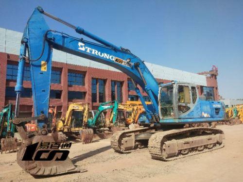 湘潭市出售转让二手2012年山重建机GC378LC-8挖掘机