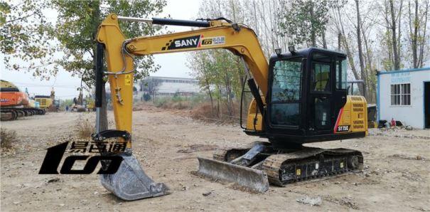 石家庄市出售转让二手637小时2018年三一SY65C挖掘机