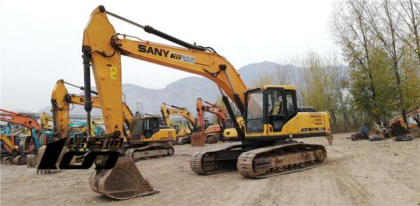 石家庄市出售转让二手2012年三一SY235C挖掘机
