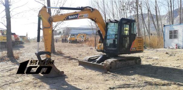 石家庄市出售转让二手2018年三一SY65C挖掘机