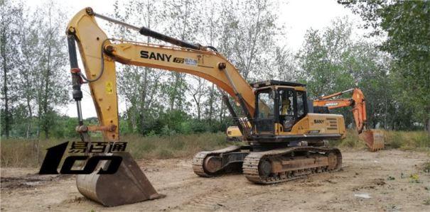 石家庄市出售转让二手2012年三一SY365BH挖掘机