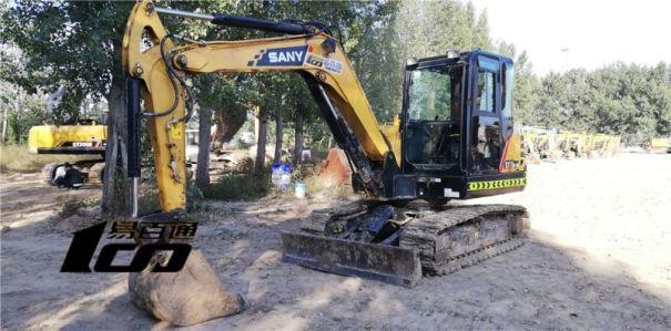 石家庄市出售转让二手2018年三一SY60C挖掘机