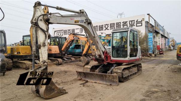 北京出售转让二手2007年竹内TB180挖掘机
