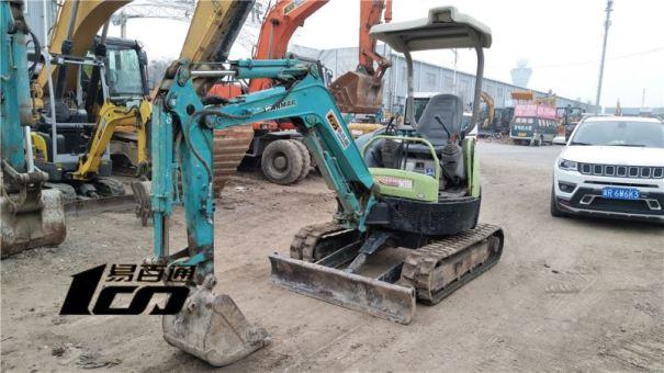 北京出售转让二手2008年洋马Vio20-3挖掘机