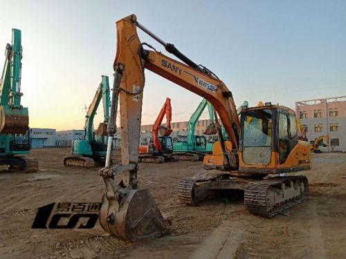 廊坊市出售转让二手2011年三一SY135C挖掘机