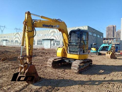 廊坊市出售转让二手2005年小松PC78US-6NO挖掘机