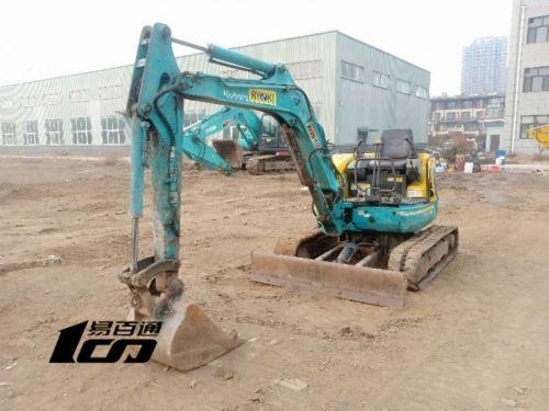 廊坊市出售转让二手2000年久保田U-35-3挖掘机