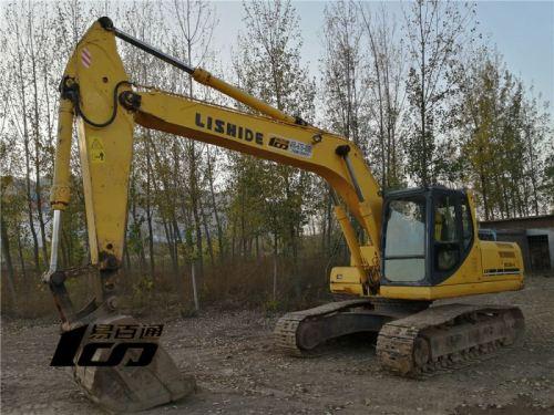 石家庄市出售转让二手2010年力士德SC230.8挖掘机