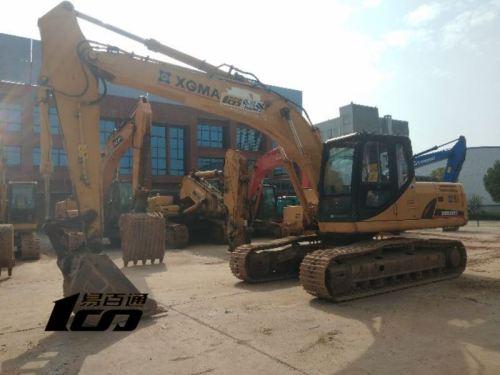 湘潭市出售转让二手3791小时2017年厦工XG822FJ挖掘机