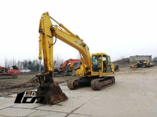 成都市出售转让二手2014年沃尔沃EC210B挖掘机