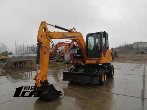 成都市出售转让二手2019年犀牛重工XN85-L挖掘机