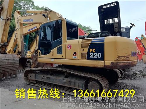 出售转让二手加藤pc220-8挖掘机