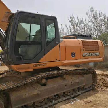 出售转让二手凯斯CX360B挖掘机