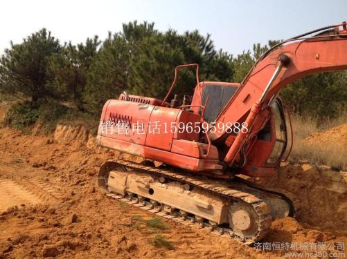 出售转让二手恒特150挖掘机