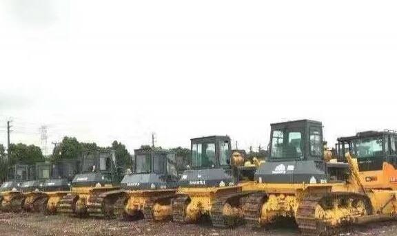 长沙市出售转让二手山推推土机