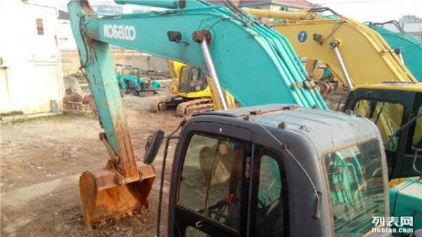 安顺市出售转让二手神钢土方机械