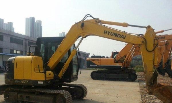 安庆市出售转让二手现代土方机械