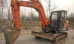滨州市出售转让二手斗山土方机械