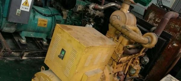 长沙市出售转让二手发电机