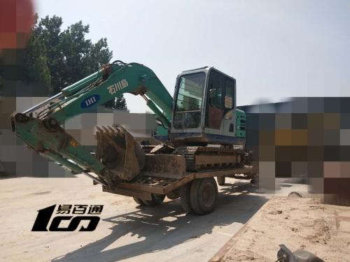 郑州市出售转让二手2014年石川岛100NST挖掘机