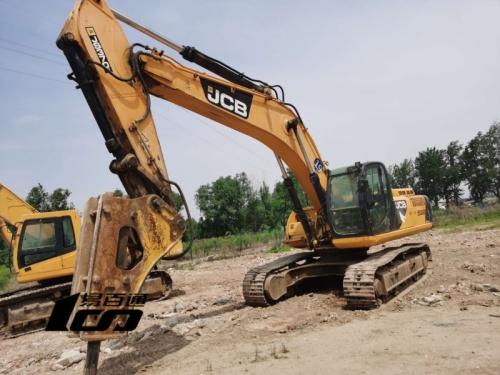 郑州市出售转让二手2011年杰西博JS370LC挖掘机