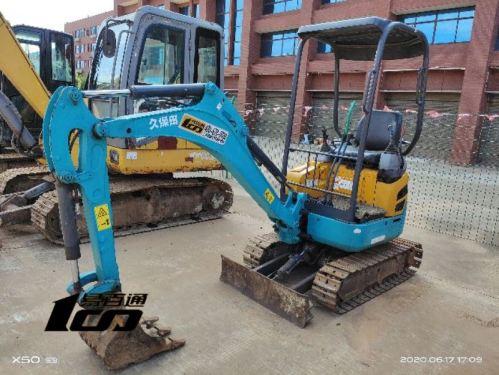 湘潭市出售转让二手2012年久保田U-15-3S挖掘机