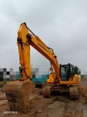郑州市出售转让二手2628小时2018年龙工LG6225E挖掘机