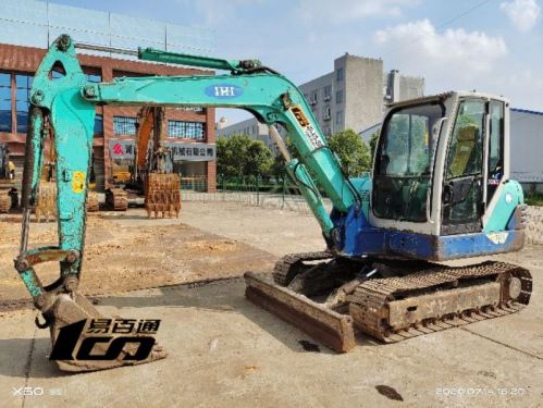 湘潭市出售转让二手2011年石川岛60NS挖掘机