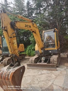 郑州市出售转让二手2013年山重建机906D挖掘机