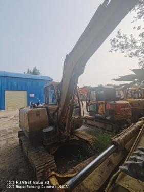 郑州市出售转让二手7722小时2013年彭浦SW60E挖掘机