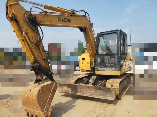 郑州市出售转让二手2014年厦工XG808挖掘机