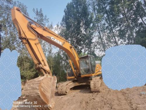 郑州市出售转让二手12500小时2012年凯斯CX240B挖掘机