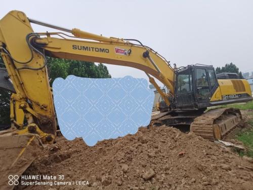 郑州市出售转让二手2019年住友SH480HD-6挖掘机