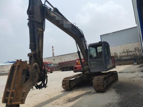 郑州市出售转让二手2006年山重建机913B挖掘机