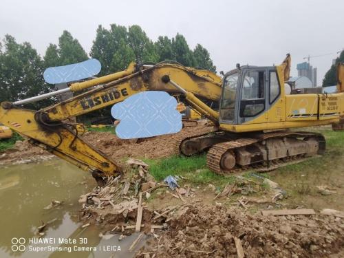 郑州市出售转让二手2011年力士德SC330.8挖掘机