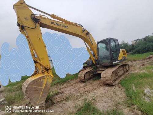 郑州市出售转让二手380小时2018年住友SH180LC-6挖掘机