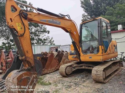 郑州市出售转让二手2016年犀牛重工XNW51360-6挖掘机