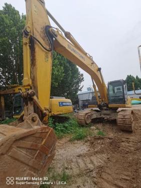 郑州市出售转让二手2018年住友SH300-5挖掘机