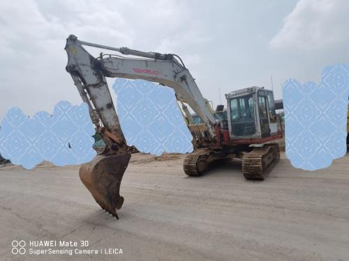 郑州市出售转让二手2008年竹内TB1140挖掘机