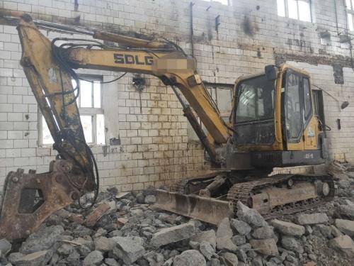 新乡市出售转让二手14610小时2012年临工LG665挖掘机