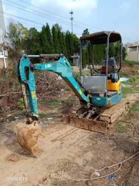 郑州市出售转让二手8715小时2012年久保田U-15-3S挖掘机