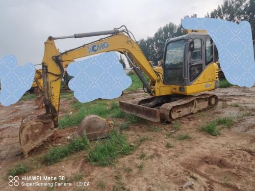 郑州市出售转让二手9112小时2011年徐工XE60CA挖掘机