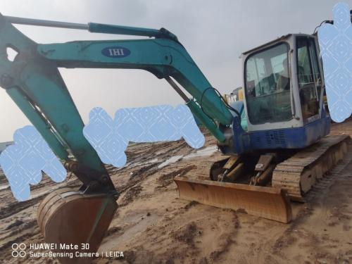 郑州市出售转让二手9639小时2011年石川岛IHI80NS挖掘机