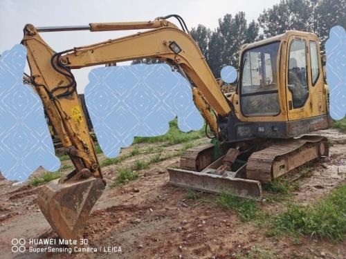 郑州市出售转让二手8224小时2011年山重建机906D挖掘机