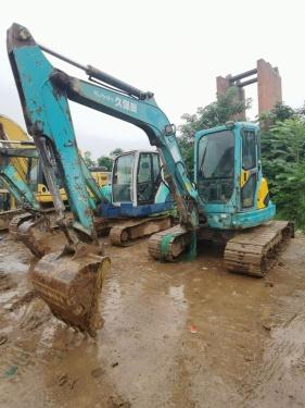 郑州市出售转让二手7463小时2009年久保田KX161-3SZ挖掘机