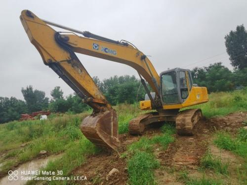 郑州市出售转让二手2009年徐工XE215C挖掘机