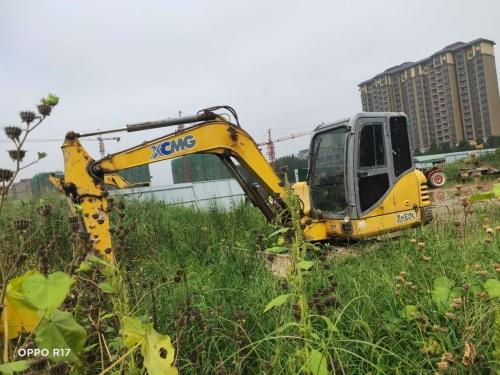 郑州市出售转让二手2011年徐工XE60CA挖掘机