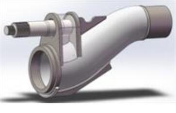 【多图】雷萨重机 L10系列混凝土车载泵轻量化S管维修更便利细节图_高清图