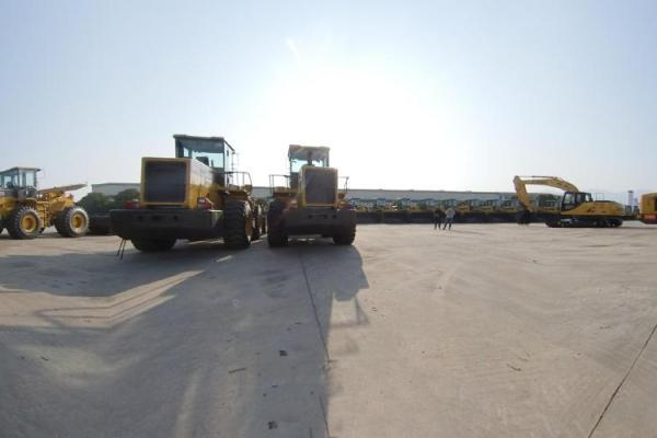 【720°全景展示】厦工XG836FL挖掘机——作业高效!